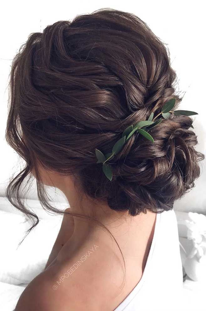 75 Romantic Wedding Hairstyles Hairstyles Messybunformediumhair Romantic Wedd Wedding Hairstyles For Medium Hair Romantic Wedding Hair Medium Hair Styles