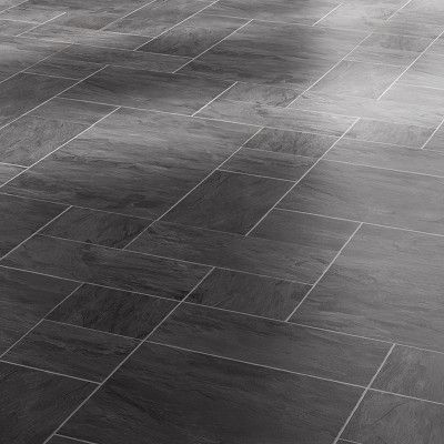 Discover All Ideas About Nice Slate Laminate Flooring Black Faus Night 8mm Tile Effect 16100 Home Options