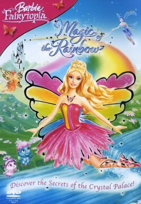 Loot.co.za - DVD: Barbie Fairytopia : Magic Of The Rainbow (DVD): William Lau | Animation