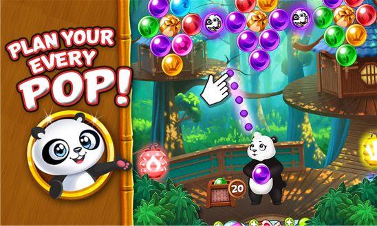 Panda Pop: L'apprezzato puzzle game arriva su Windows Phone 8.1 (Gratis) http://www.sapereweb.it/panda-pop-lapprezzato-puzzle-game-arriva-su-windows-phone-8-1-gratis/        Panda Pop è un apprezzato puzzle game disponibile su Facebook, Android e iOS, arrivato in questi giorni anche sulla piattaforma mobile di Microsoft.  Di seguito la descrizione che possiamo leggere nello Store: Studia ogni scoppio per salvare i cuccioli di panda! Un malefico...