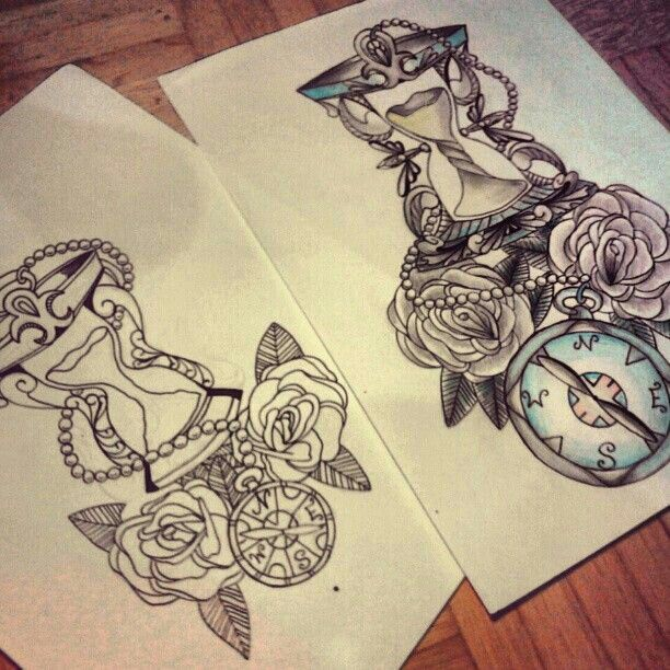 hourglass hourglass tattoos pinterest hourglass tattoo and hourglass tattoo. Black Bedroom Furniture Sets. Home Design Ideas