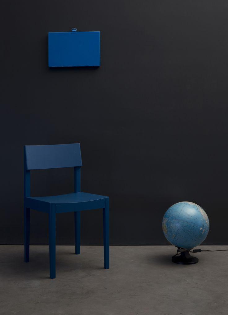 Intro C blue, design Ari Kanerva