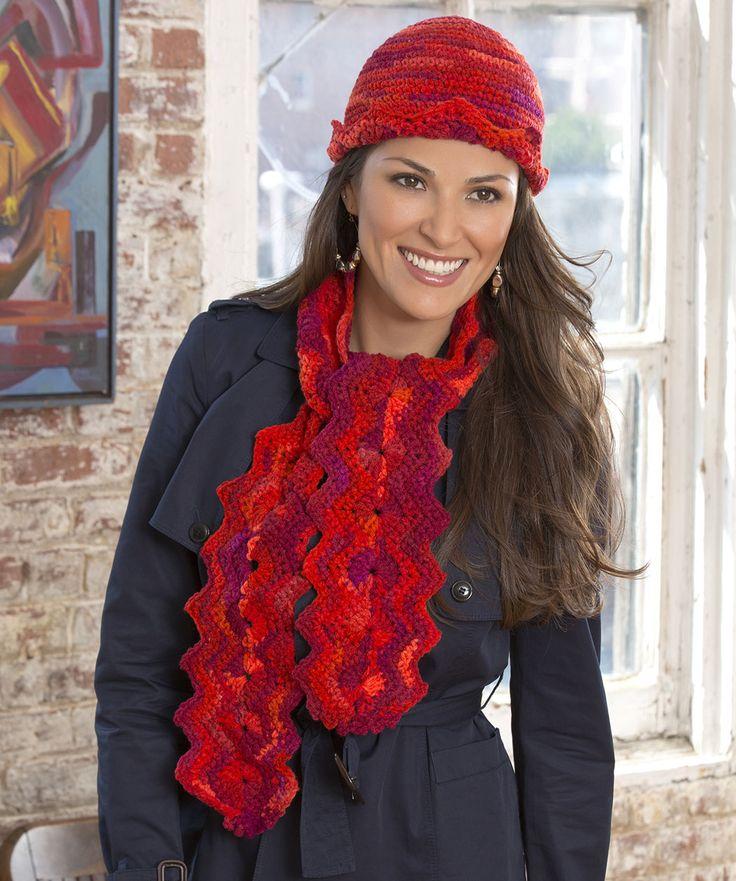 261 best hat scarves etc sets images on knit
