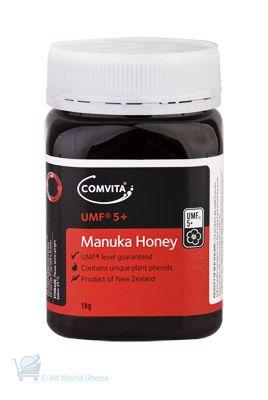 UMF 5+ Manuka Honey - 1kg | Shop New Zealand NZ$ 86.90