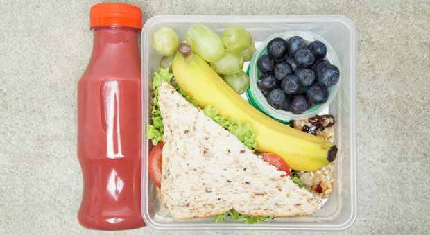 Your Biggest School Lunch Problems — Solved