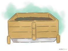 Imagen titulada Make a Worm Compost System Step 1