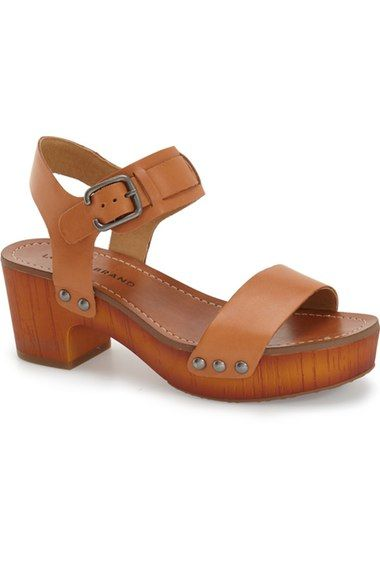 Lucky brand 'Hannela' Sandal (Women) Was: CAD 133.23 Now: CAD 99.92 25% OFFItem #5045801 from Nordstrom