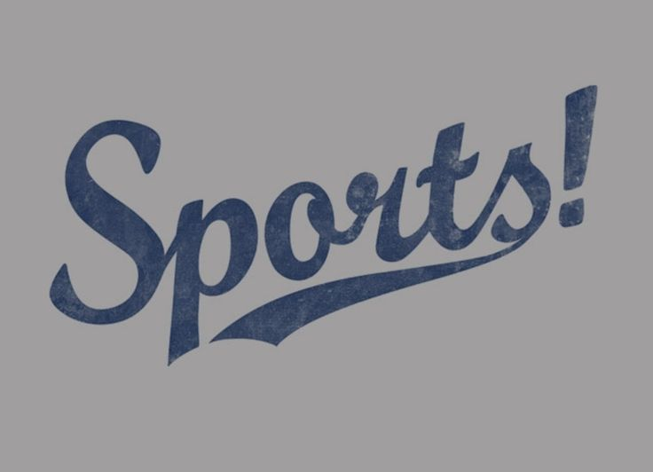 Check out the design Sports! by Matt Wilson on Threadless