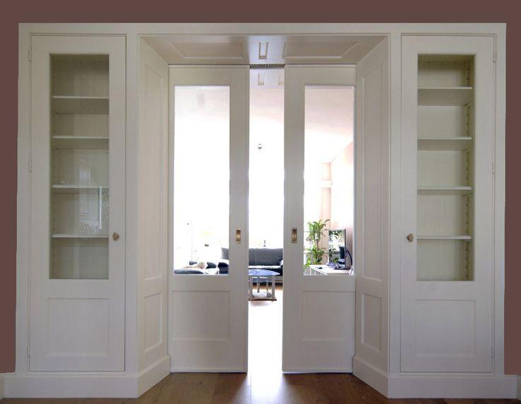 1930's style doors in living room (en suite)