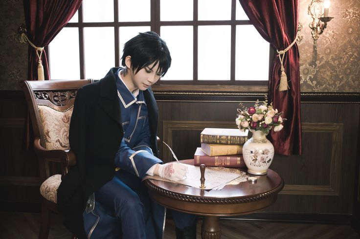 ロイ・マスタング - shiropon(白ぽん) Roy Mustang Cosplay Photo - Cure WorldCosplay