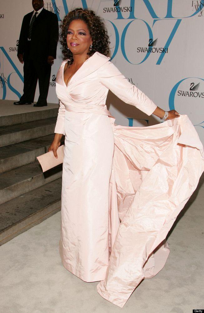 Oprah - worn to the 2007 CFDA Fashion Awards