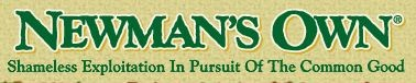 Newman's Own Foundation turns all net profits and royalties from the sale of Newman's Own products into charitable donations.  http://www.newmansownfoundation.org/