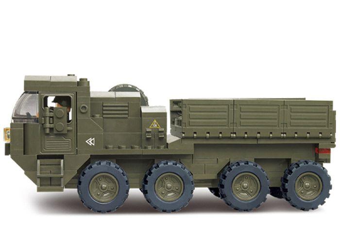 Sluban Military Tank Lego Toy