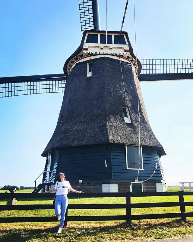 Happy Eid Mubarak💚 #happyeidmubarak #holland #discoverearth #windmill #nature #naturelover #hippie #sky #instagood #instatraveling #instadaily #volendam #dontsettle #moveup #travel #trip 🍀moveup,sky,discoverearth,dontsettle,instadaily,instatraveling,happyeidmubarak,holland,travel,instagood,naturelover,volendam,nature,windmill,trip,hippie