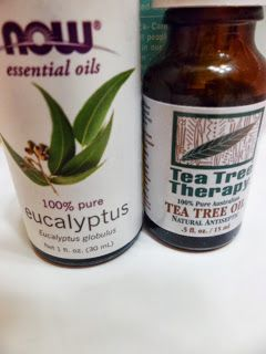 Adventures of Sweet Monday: DIY Eucalyptus and Tea Tree Face Wash Bonus: made with eucalyptus essential oil, it helps with frustration, anger, tension and stress! I like that!  #homemade #DIY #natural #beauty