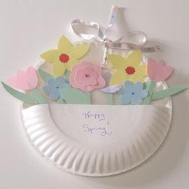 A simple Mother's Day craft good for classrooms or groups, too.