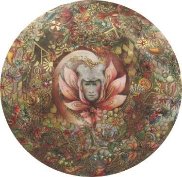 Aphrodisiac Mandala for Women