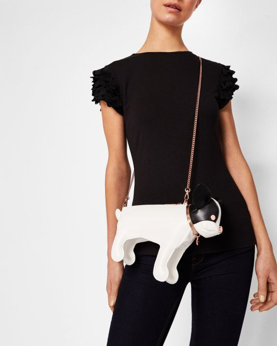 38d917e2a Pin by Fiona Killick on French Bulldogs in fashion | Bags, Crossbody bag,  Women