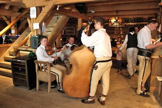 Zakopane restaurant music