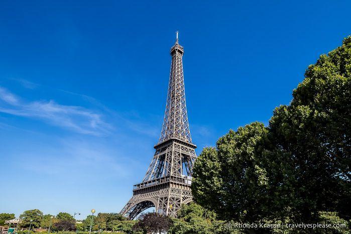 Eiffel Tower- Paris, France