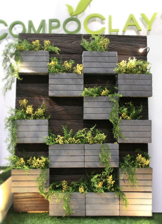 25 trending living wall planter ideas on pinterest succulent wall vertical plant wall and. Black Bedroom Furniture Sets. Home Design Ideas