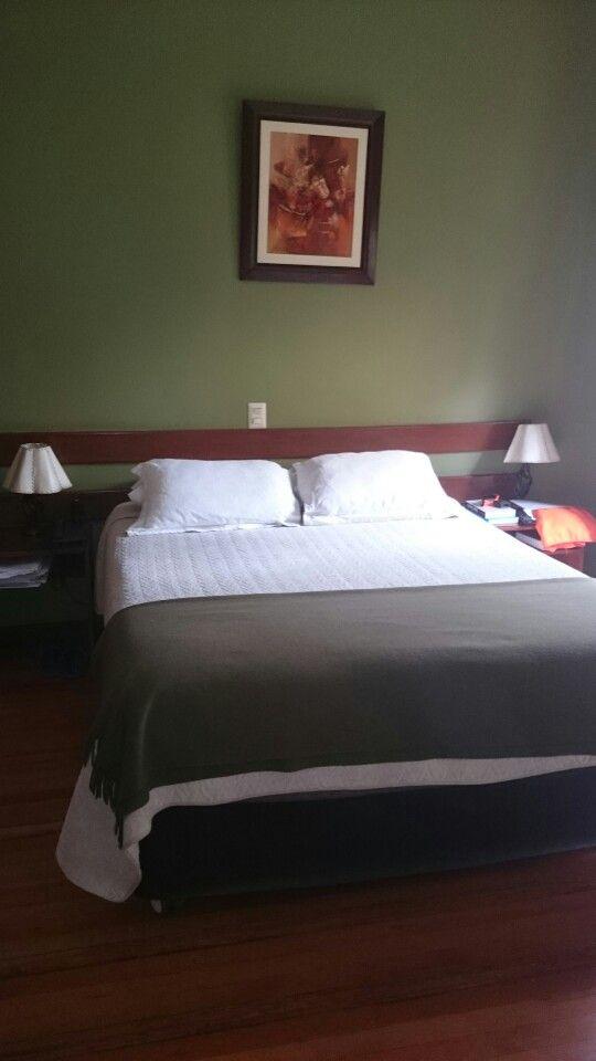 Habitación Simple, cama Queen