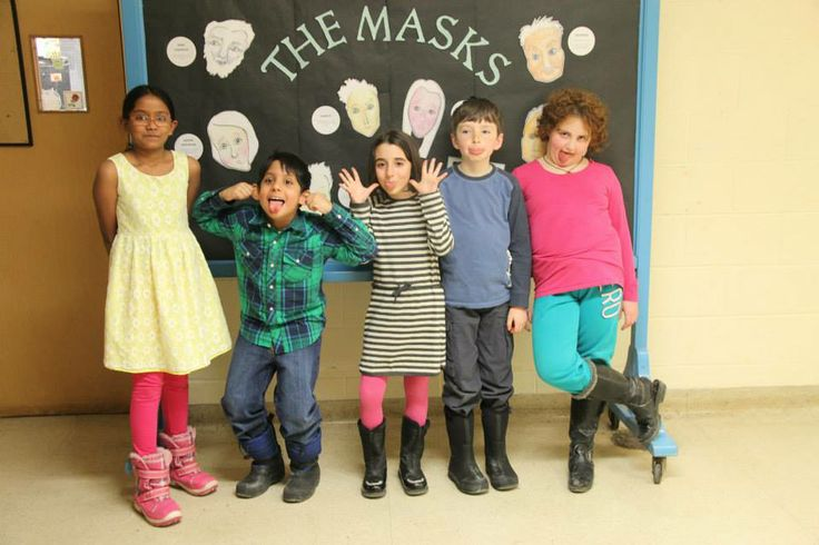 And now it's time to get a bit silly! -Borno, Dushane, Phoebe, Lachlan, and Zohar -2014 #Shakespeare #Sonnets #ValentinesDay #Fundraiser #Toronto #Education #Gift