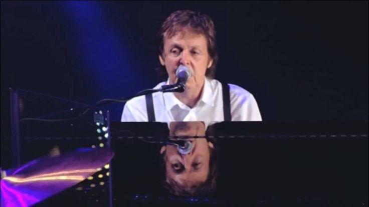 Paul McCartney Live - Let It Be - Good Evening New York City Tour (HD)