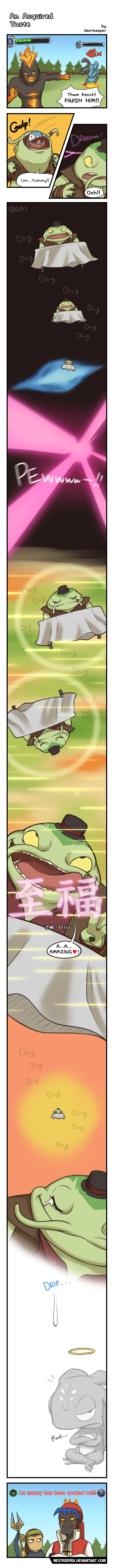 An Acquired Taste by Nestkeeper