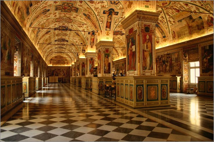 Vatican Library The sale