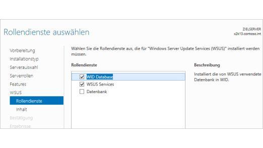 WSUS - Windows Server Update Services einrichten und anpassen - Windows 8.1 und Windows Server 2012 R2   TecChannel.de