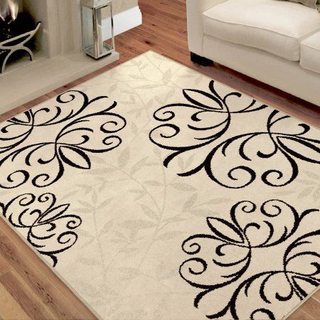 f0315dcb6f010494f675e603b9058a06 - Better Homes And Gardens Swirls Area Rug Beige