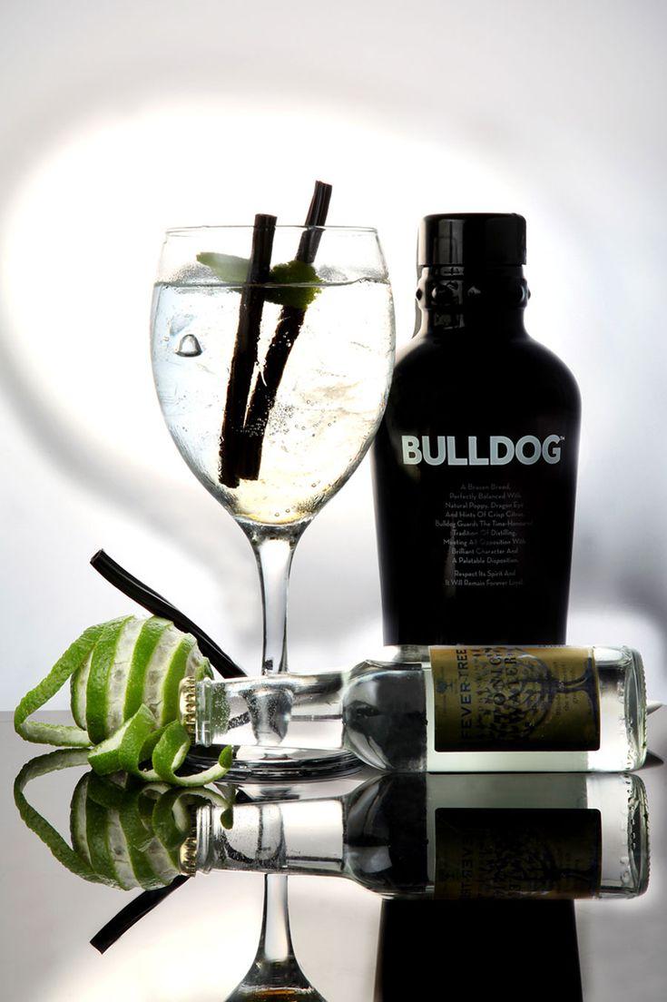 Bulldog Gin es una ginebra Premium de diseño, tipo London Dry de 40,0 % alc./vol. (20,00€)
