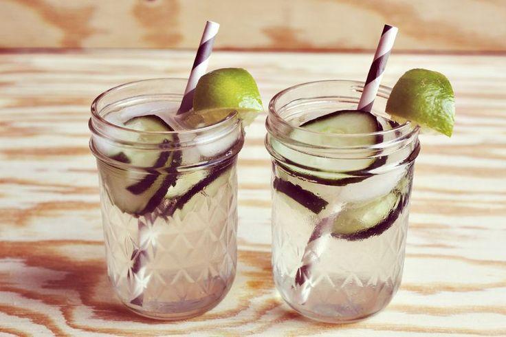 Cucumber Gimlet RecipeMint Gimlet, Cucumber Mint, Cucumber Gimlet, Abeautifulmess Com Cucumber, Gimlet Recipe, Drink Recipes, Cocktails, Drinks Recipe, Recipe Cucumber