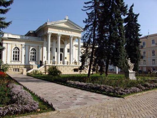 Poltava Ukraine Information