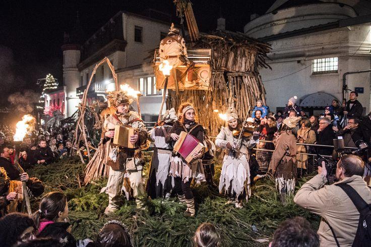 Comtes et merveilles, Le fabuleux village des Flottins | Evian-les-Bains, Haute Savoie