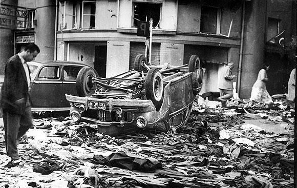6th – 7th September 1955, Istanbul
