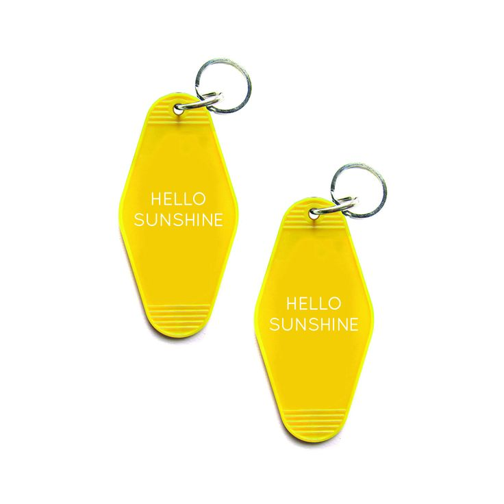 New Day Dawns Key Tag - Set of 2 | dotandbo.com