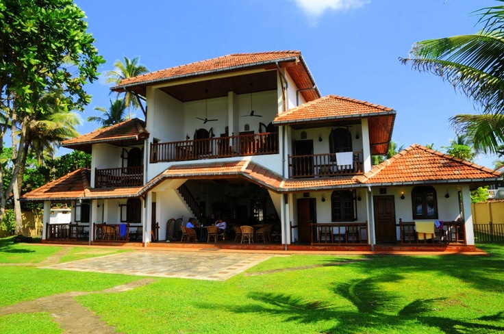 Easy beach guest house, Sri Lanka