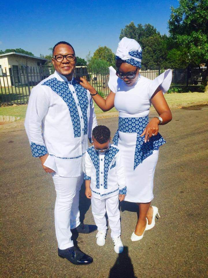 This is so beautiful | Tswana Tradition