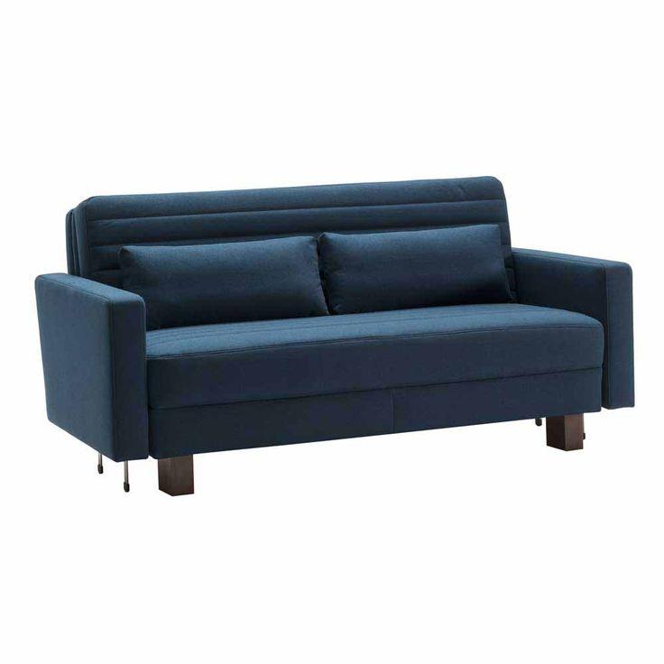 Bettcouch in Blau Webstoff Jetzt bestellen unter: https://moebel.ladendirekt.de/wohnzimmer/sofas/schlafsofas/?uid=fad587f9-7971-5b8b-a297-44bb18fe4932&utm_source=pinterest&utm_medium=pin&utm_campaign=boards #schlafsofas #sofa #klappsofa #verw #funktionssofa #bettsofa #couch #liegesofa #lungssofa #klappcouch #sofas #schlafcouch #schlafsofa #zweisitzer #wohnzimmer #wohnzim #bettcouch #2er Bild Quelle: pharao24.de