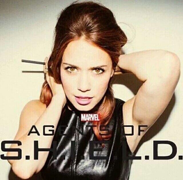 [Agents of S.H.I.E.L.D.] Bethany Joy Lenz : geekboners