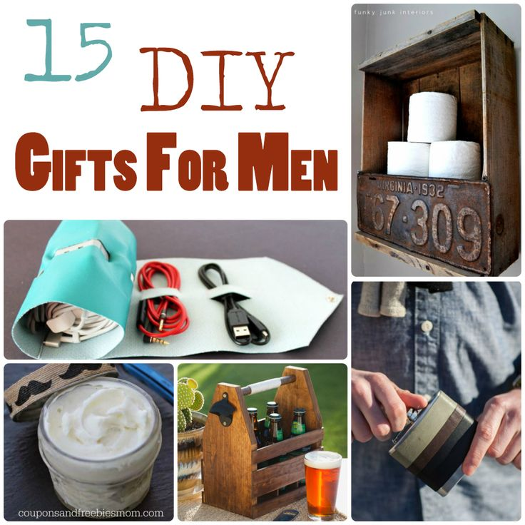 Present Ideas For Men: To Be, Your Life And Gifts
