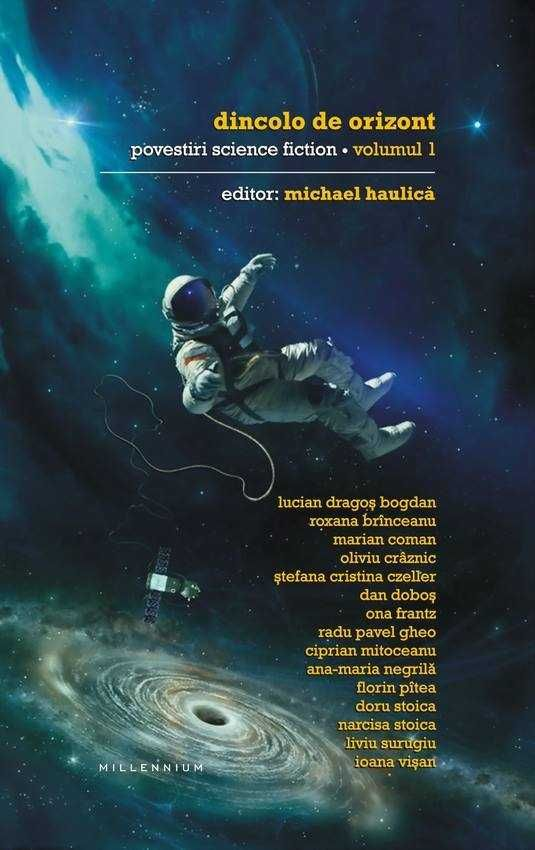 Dincolo de orizont. Povestiri science fiction, vol.1, October, 2015