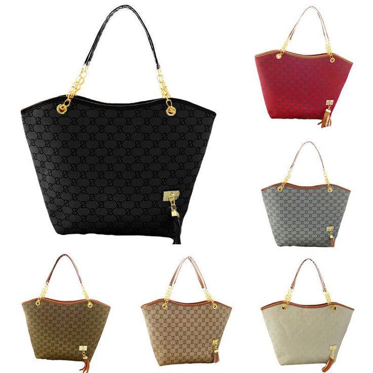 Fashion Lady Women Hobo Shoulder Bag Messenger Purse Satchel Tote Tassel Handbag #OEM #ShoulderBag  http://www.ebay.com/itm/Fashion-Lady-Women-Hobo-Shoulder-Bag-Messenger-Purse-Satchel-Tote-Tassel-Handbag-/161460246191?pt=LH_DefaultDomain_0&var=&hash=item2597c7d6af