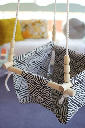 BABY AND TODDLER SWING DIY - will some one make this for me???
