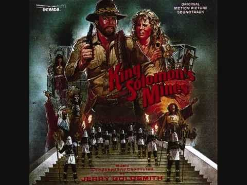 Jerry Goldsmith - King Solomon's Mines - Quatermain march