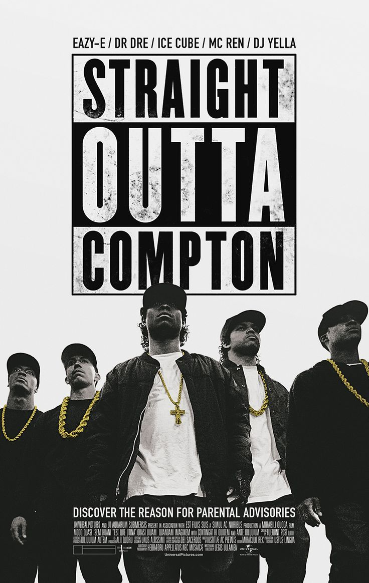 Straight Outta Compton [2015]  Dope, Witness the Strength of Street Knowledge!