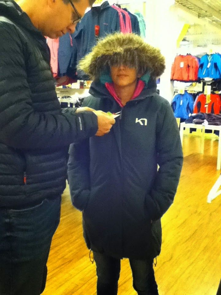 Ready for Winter Norway Norge