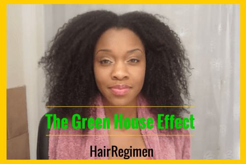 What Is The Greenhouse Effect Hair Regimen?
